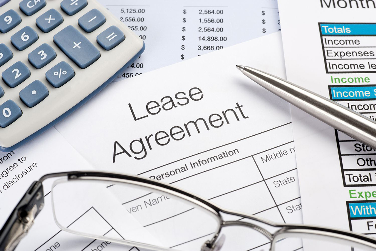 Lease Agreement Charging Unlawful Excessive Rents